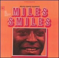 MILES DAVIS - Miles Smiles CD album cover