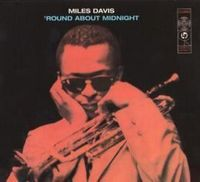 MILES DAVIS - 'Round About Midnight CD album cover