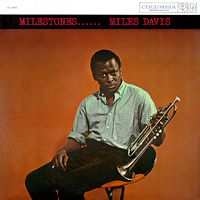 Miles Davis - Milestones CD (album) cover