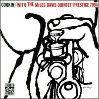 Miles Davis - Cookin CD (album) cover