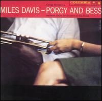 Miles Davis - Porgy And Bess CD (album) cover