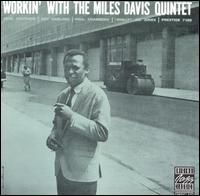 Miles Davis - Workin' CD (album) cover