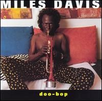 Miles Davis - Doo Bop CD (album) cover
