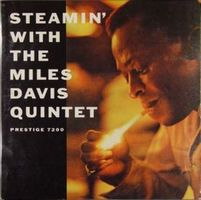 Miles Davis - Steamin' CD (album) cover