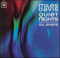 Miles Davis - Quiet Nights CD (album) cover