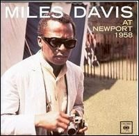 Miles Davis - At Newport CD (album) cover