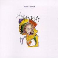 Miles Davis - Amandla CD (album) cover