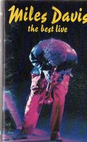 Miles Davis - The Best Live CD (album) cover