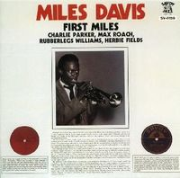 Miles Davis - First Miles CD (album) cover