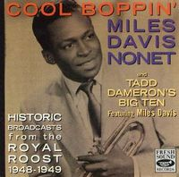 Miles Davis - Cool Boppin' CD (album) cover