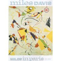 Miles Davis - Miles In Paris DVD (album) cover