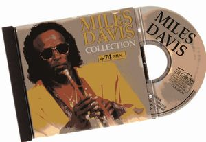 Miles Davis - Miles Davis (collection) CD (album) cover