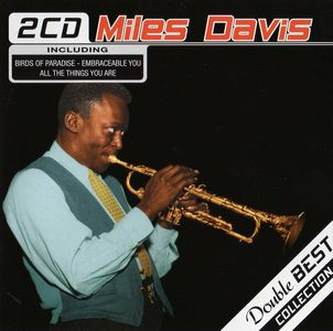 Miles Davis - Double Best Collection: Miles Davis CD (album) cover