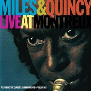 Miles Davis - Live At Montreux (with Quincy Jones) CD (album) cover