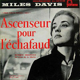 Miles Davis - Ascenseur Pour L'echafaud CD (album) cover