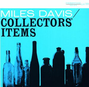 Miles Davis - Collectors Items CD (album) cover