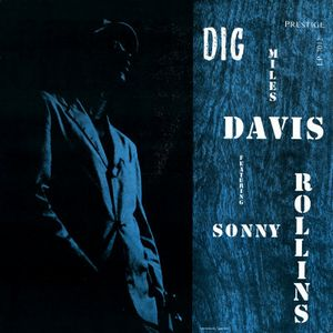 Miles Davis - Dig CD (album) cover