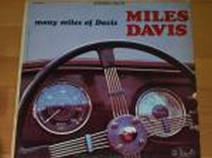 Miles Davis - Many Miles Of Davis CD (album) cover