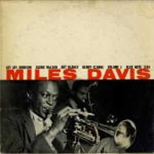Miles Davis - Miles Davis Vol. 1 CD (album) cover
