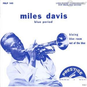 Miles Davis - Blue Period CD (album) cover