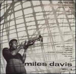Miles Davis - Miles Davis: Volume 1 CD (album) cover