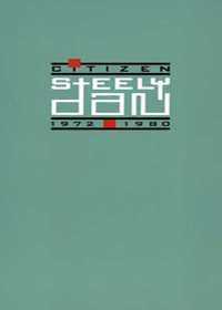 Steely Dan - Citizen Steely Dan CD (album) cover