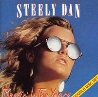 Steely Dan - The Very Best Of Steely Dan: Reelin' In The Years CD (album) cover