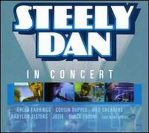 Steely Dan - In Concert CD (album) cover