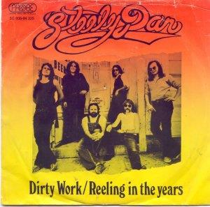 Steely Dan - Dirty Work CD (album) cover