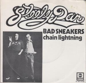 Steely Dan - Bad Sneakers CD (album) cover