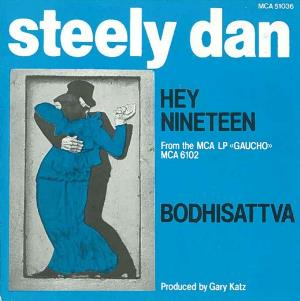 Steely Dan - Hey Nineteen CD (album) cover
