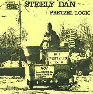Steely Dan - Pretzel Logic CD (album) cover