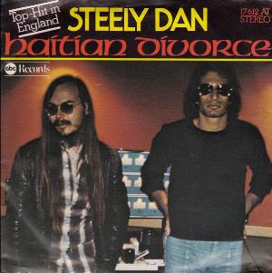 Steely Dan - Haitian Divorce CD (album) cover