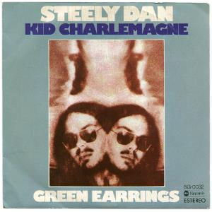 Steely Dan - Kid Charlemagne CD (album) cover