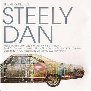 Steely Dan - The Very Best Of CD (album) cover