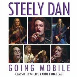Steely Dan - Going Mobile CD (album) cover