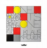 Klaus KrÜger - One Is One CD (album) cover