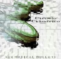 Ciruelo Cilindrico - Six Magic Bullets CD (album) cover