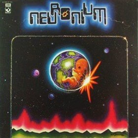 Neuronium - Quasar 2C361 CD (album) cover