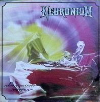 Neuronium - Chromium Echoes CD (album) cover