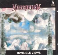 Neuronium - Invisible Views CD (album) cover