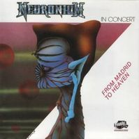 Neuronium - From Madrid To Heaven CD (album) cover