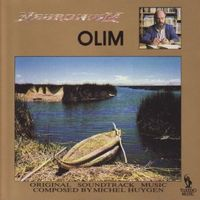 Neuronium - Olim OST CD (album) cover
