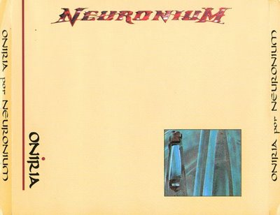 Neuronium - Oniria CD (album) cover