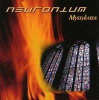 Neuronium - Mystykatea CD (album) cover