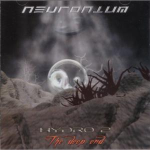 Neuronium - Hydro 2 - The Deep End CD (album) cover