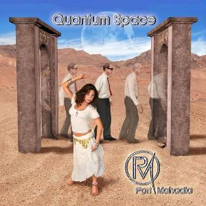 Port Mahadia - Quantum Space CD (album) cover