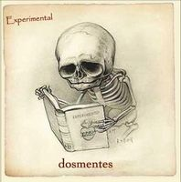 Experimentall - Dosmentes CD (album) cover