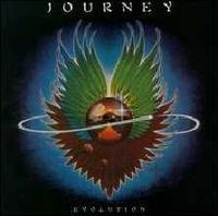 Journey - Evolution CD (album) cover