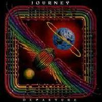 Journey - Departure CD (album) cover
